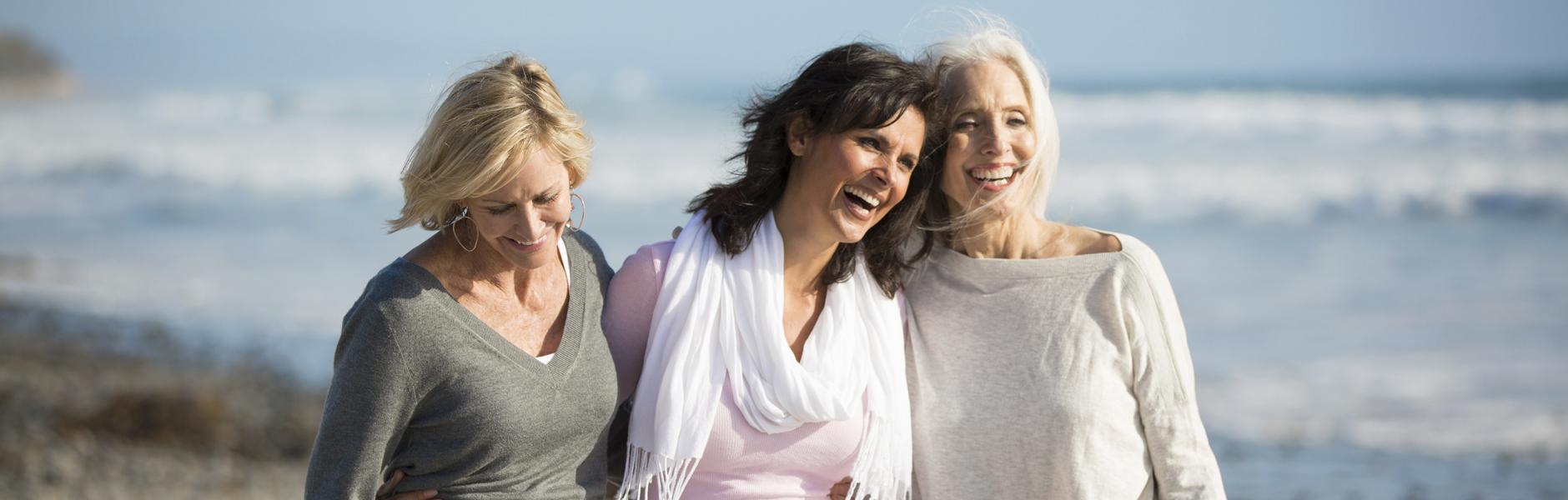 Azo Product Image Women on Beach